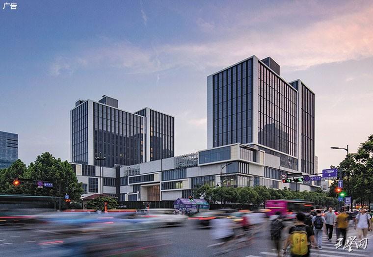 杭州坤和万科・黄龙万科中心写字楼