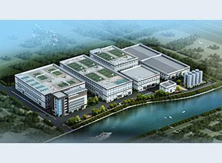 新市镇工业园区厂房