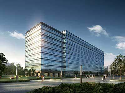 华立·创客天地,位踞杭州五常大道,正处未来科技城.