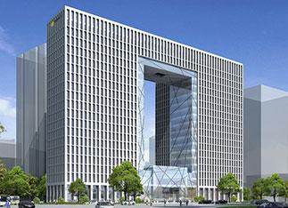 浙商金融期货总部大楼