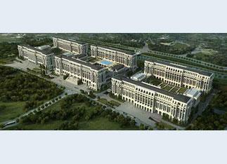 国际金融会展中心