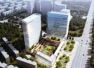 中交集团杭州中心