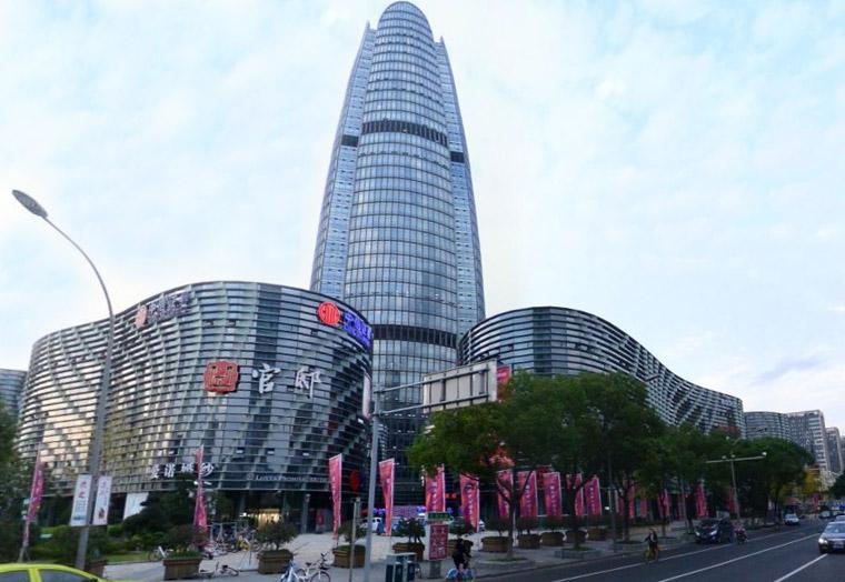 宁波财富中心写字楼