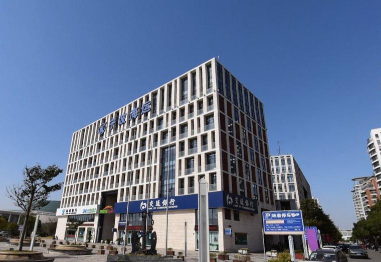 宁波北岸财富中心写字楼
