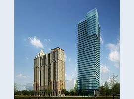 北仑金融大厦