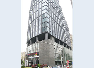 现代国际大厦A楼