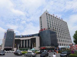 江口商贸大厦