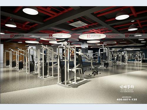 鼎仕国际健身会所